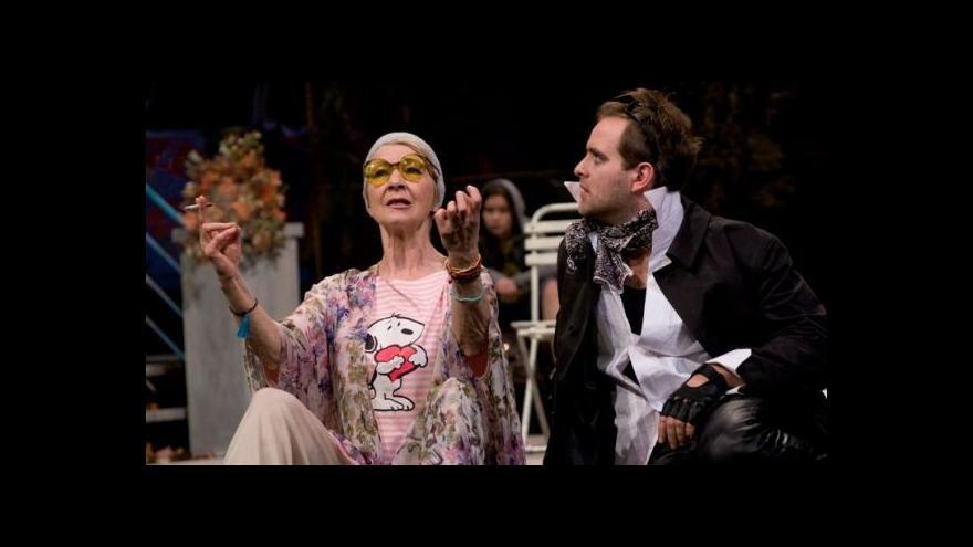 Video Divadlo na Vinohradech uvádí hru Poslední z Haussmanů