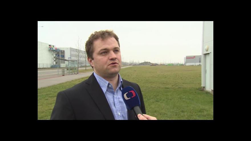 Video Jednání s městem popisuje regionální ředitel CTP Invest Tomáš Budař