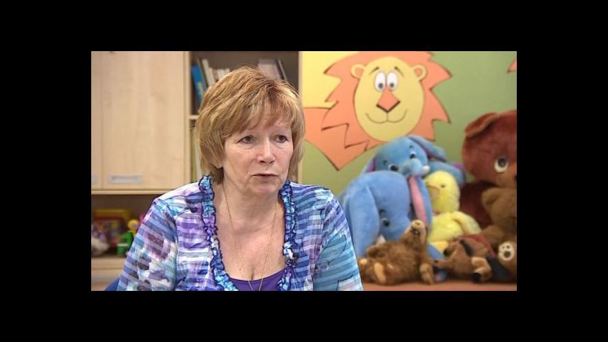 Video Hovoří vedoucí brněnského Klokánku Lenka Malhocká
