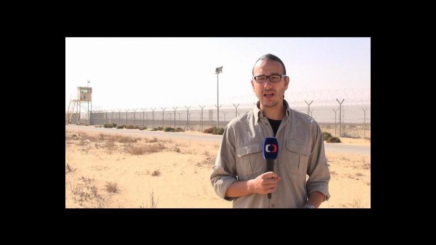 Video Jakub Szántó o útoku v Egyptě