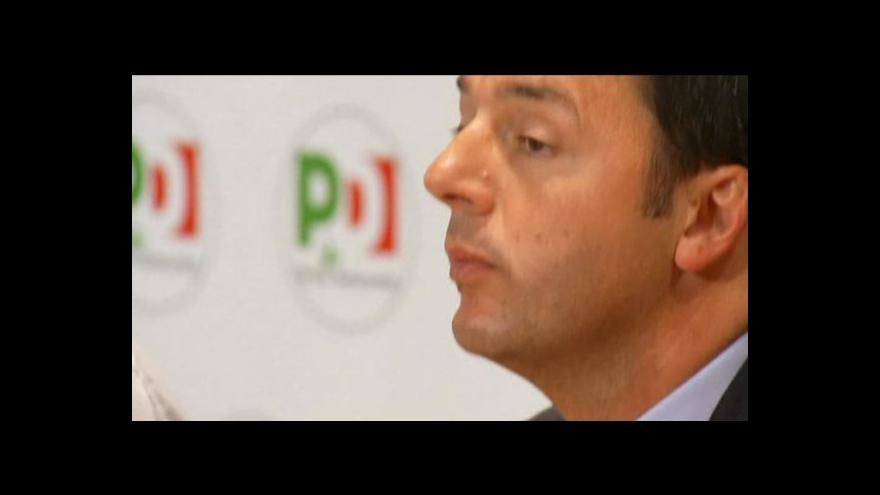 Video PROFIL: Renzi - muž, které chce řídit Itálii