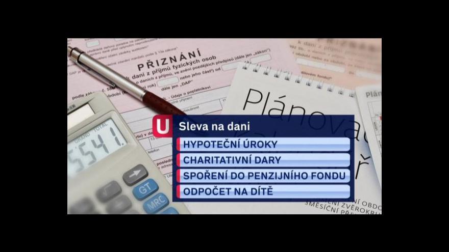 Video Podání daňového přiznání u zaměstnavatele