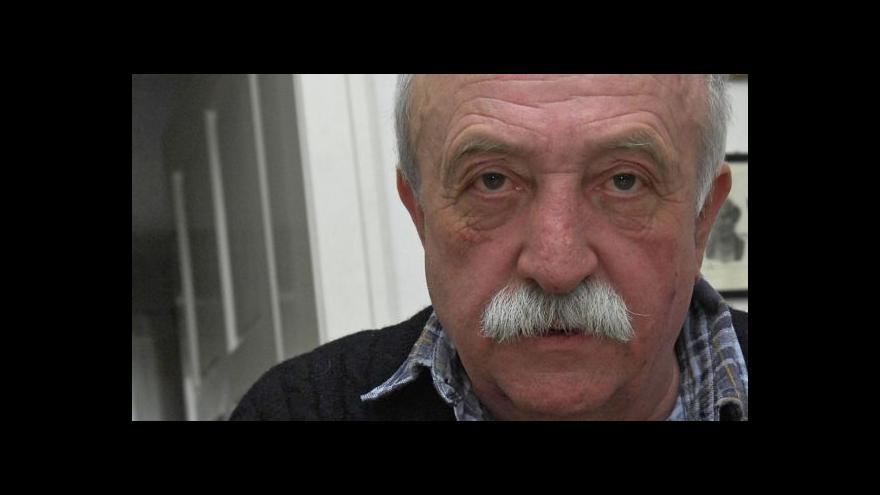 Video Pavel Řezníček o knize Vrstva chleba, vrstva vápna, královna