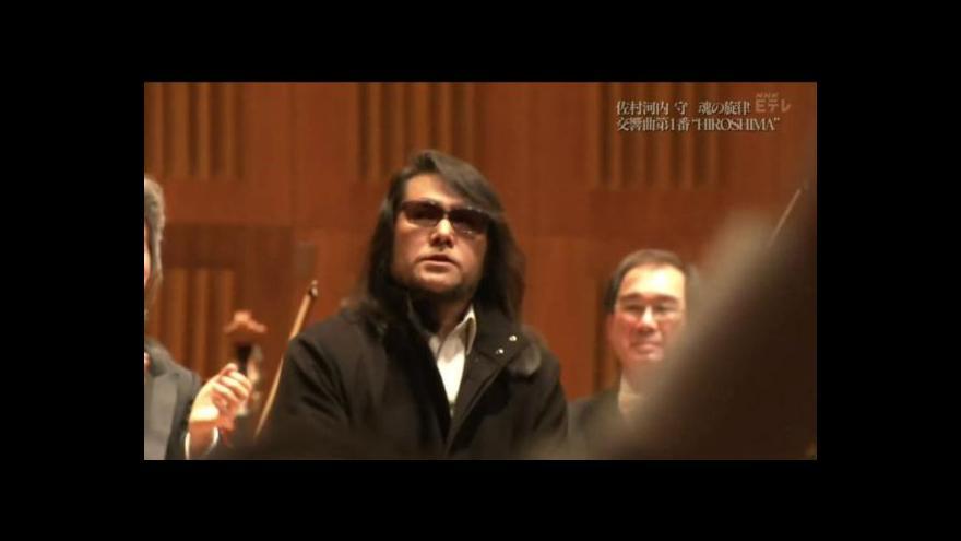 Video Japonský Beethoven tak trochu slyší
