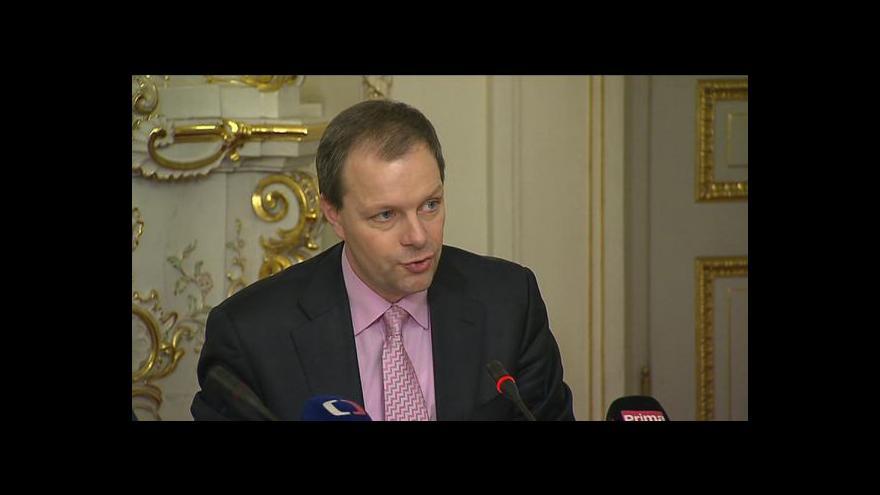 Video Ministr Chládek jednal s rektory