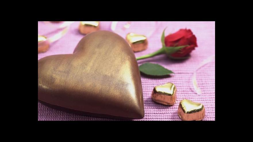 Video Ze svátku svatého Valentýna těží především obchodníci