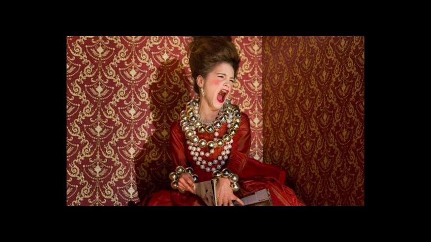 Video Marie Antoinetta na Kladně