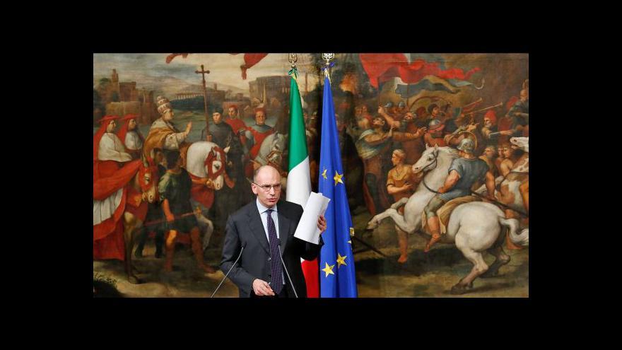 Video V Itálii padla vláda. Do čela státu chce Renzi