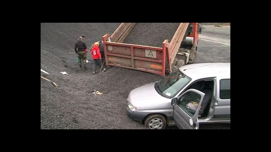 Video No comment: Nácvik první pomoci po závalu