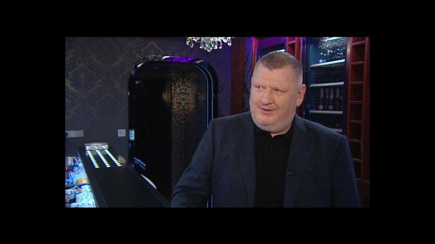Video Natáčení s Ivo Rittigem - vyšetřování kauzy pokračuje