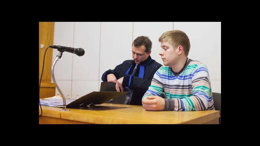 Video Telefonát Luboše Dostála k soudu s traťovým komisařem