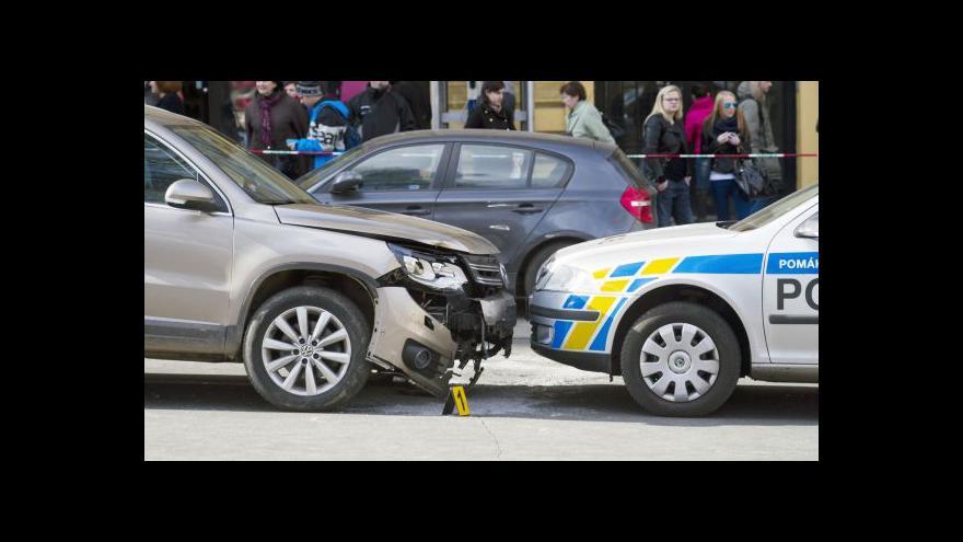 Video Události: Policejní honička v centru Prahy