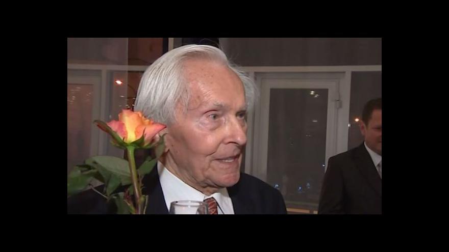 Video Miroslav Zikmund komentuje představení Městského divadla Zlín