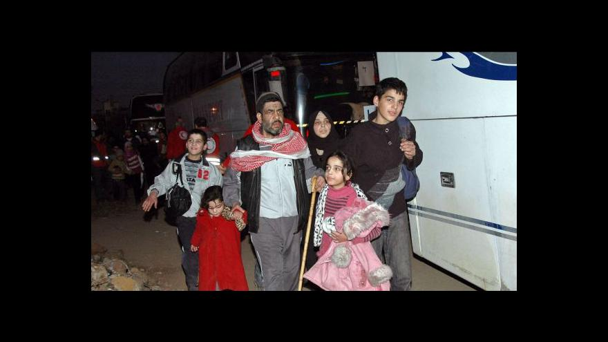 Video Guvernér Homsu je ochoten prodloužit příměří