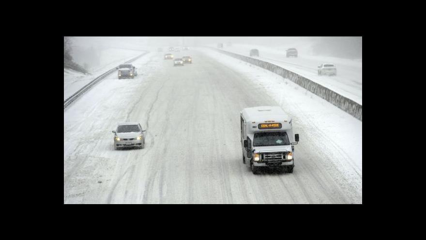 Video Řezníček: Meteorologové varují před bouří historických rozměrů