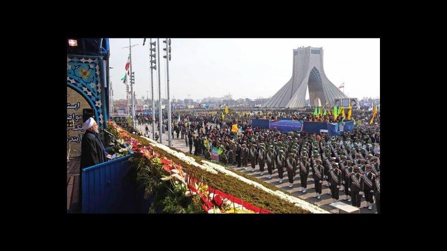 Video Írán svůj jaderný program nepřeruší
