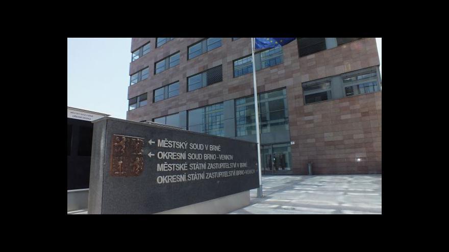 Video Ministryně postaví mimo službu šéfa krajského soudu