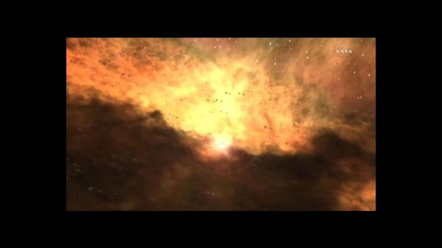 Video Astronom  Fuchs: Hvězda vznikla sto milionů let po velkém třesku