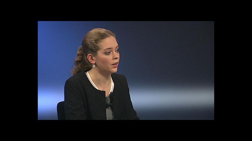 Video Ekonomika: Rozhovor s Aurelií Deckerovou