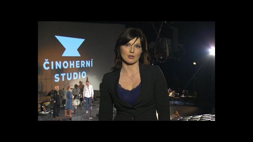 Video Vstup Terezy Radvákové z Nové scény Národního divadla