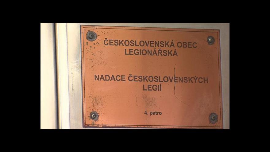 Video Události ke sporům mezi veterány a legionářskou obcí