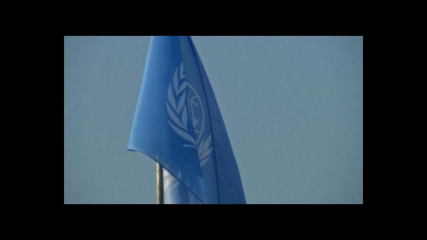 Video OSN obnovila humanitární pomoc Homsu