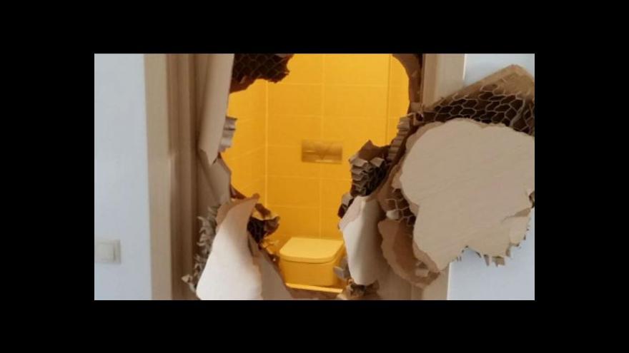 Video Bizarnosti kolem olympiády v Soči