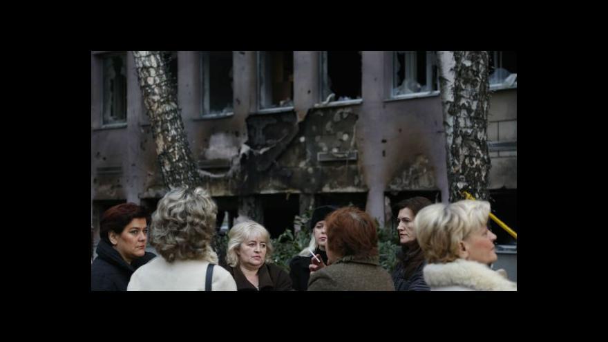 Video Situace v Bosně se uklidňuje