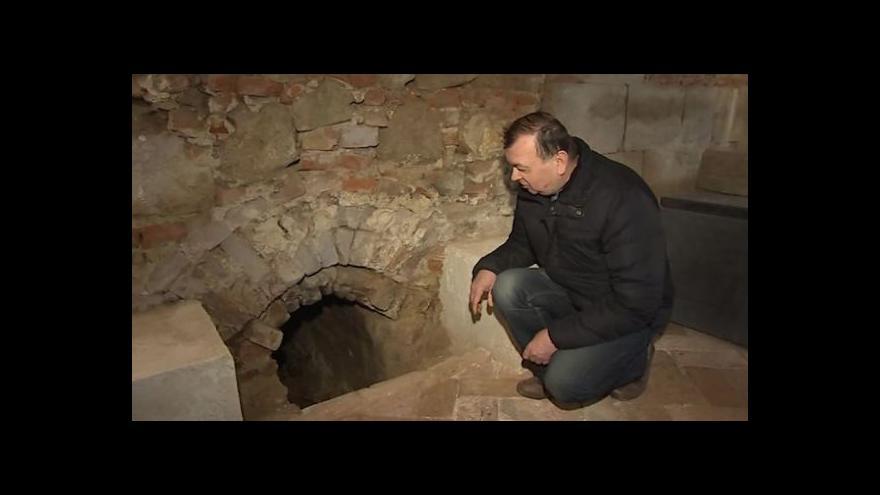 Video Hovoří stavební dozor rekonstrukce Miroslav Machala