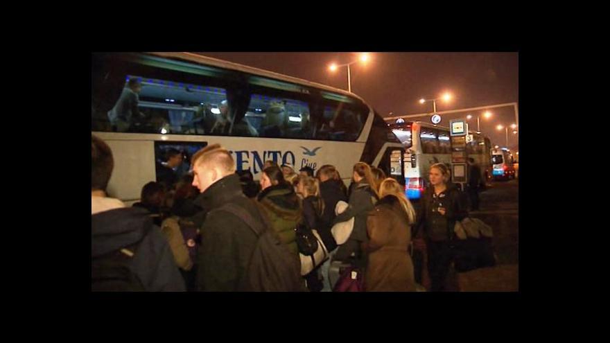 Video Mladí Dánové opět vezmou Prahu útokem