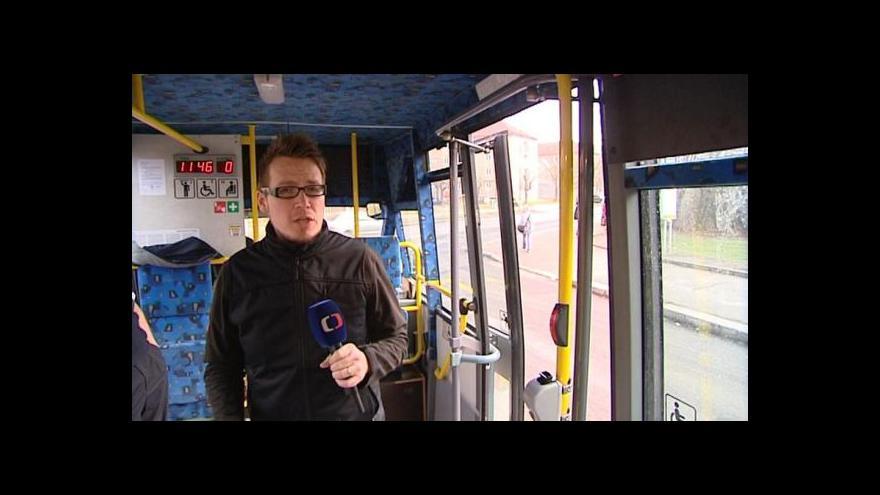 Video Plzeň připravuje dopravu pro seniory a handicapované