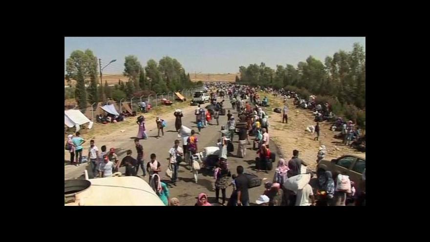 Video Publicista: Evakuace Homsu začala