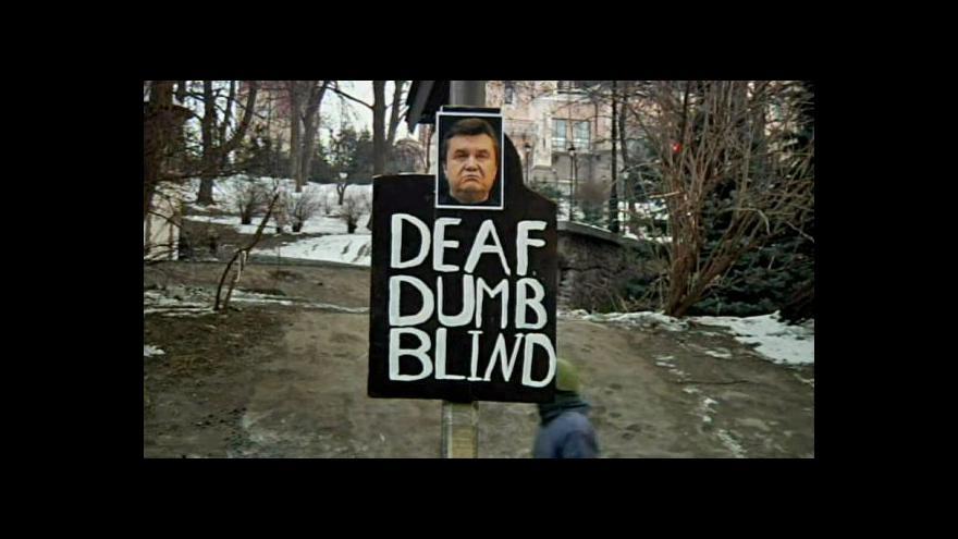 Video Události k vývoji na Ukrajině