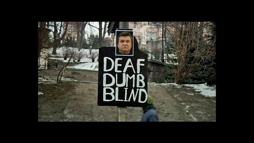 Video Josef Pazderka k situaci na Ukrajině (17:15)