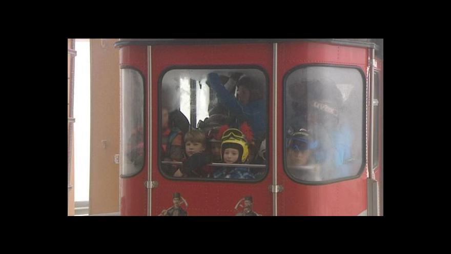 Video Antonín Bruštík o propojování lyžařských areálů
