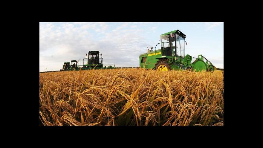 Video Téma modernizace zemědělství v UVR