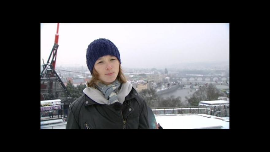 Video Rozhovor se Šárkou Pančochovou