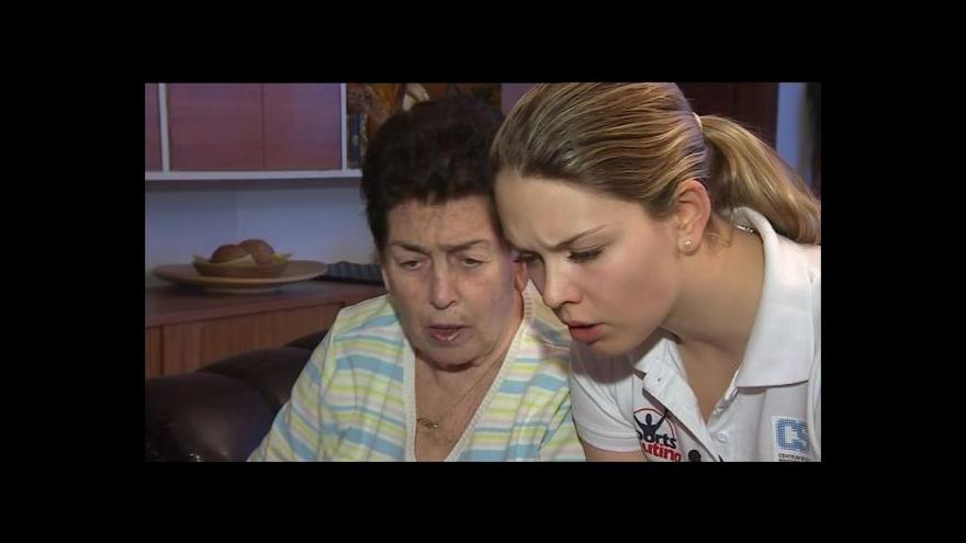 Video Rozhovor s Klárou Křížovou a Olgou Charvátovou starší