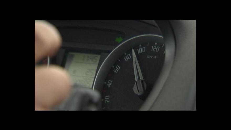 Video Erik Knajfl o rychlosti na silnici I/37