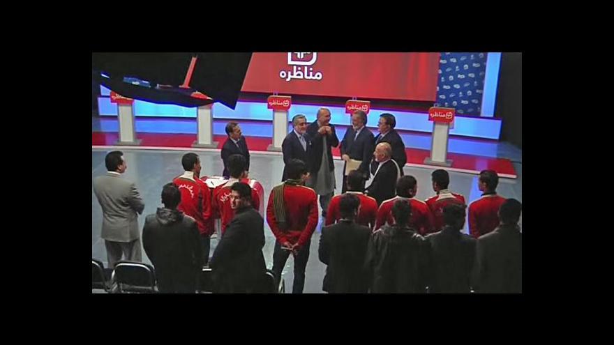 Video V Afghánistánu se blíží prezidentské volby