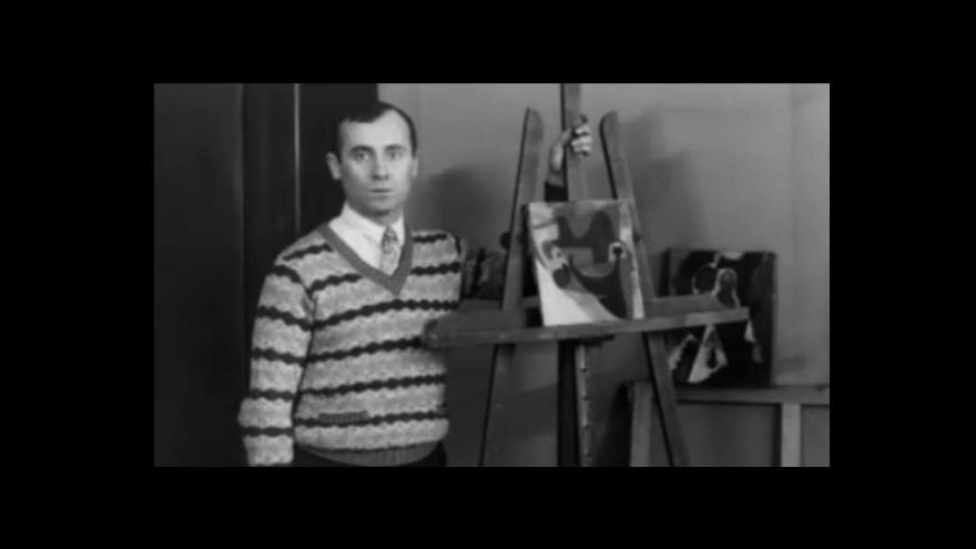 Video Christie's zrušila dražbu děl Joana Miróa