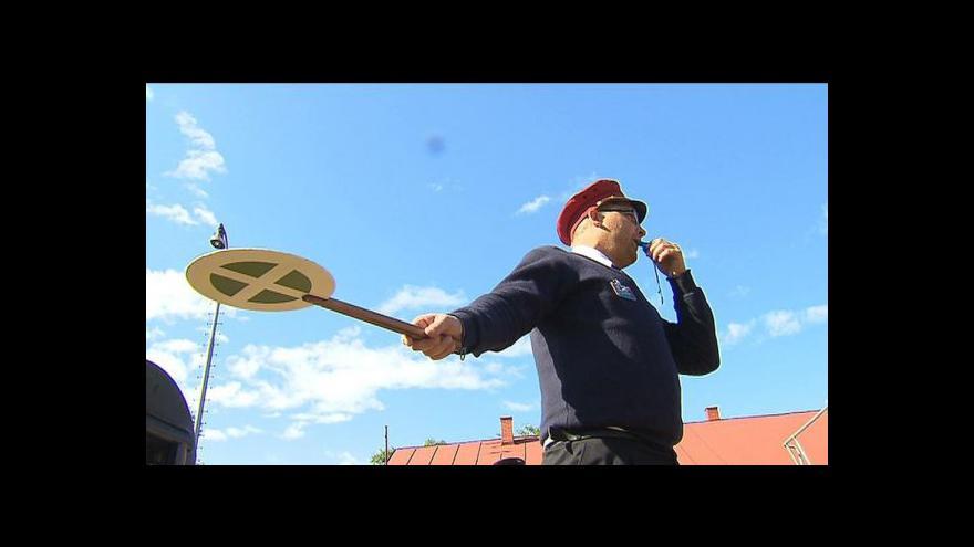 Video Martin Drápal o mimořádné události na Havlíčkobrodsku