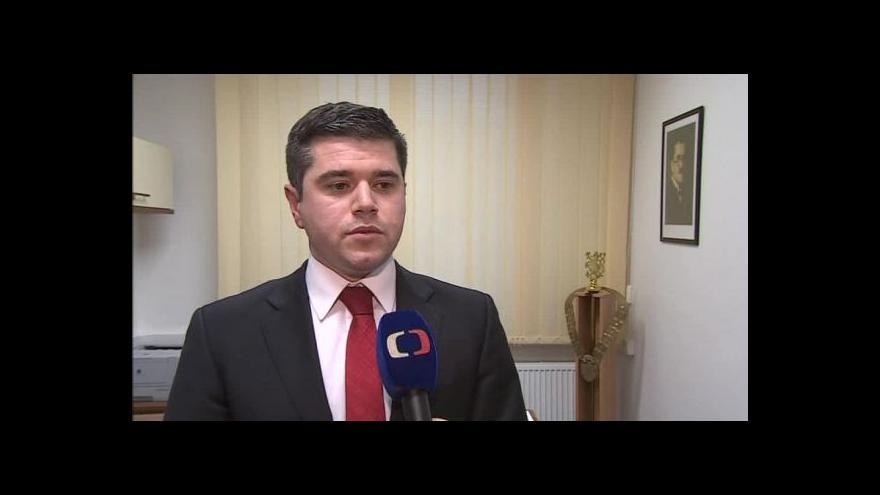 Video Hovoří rektor VŠ Karla Engliše Jiří Koleňák
