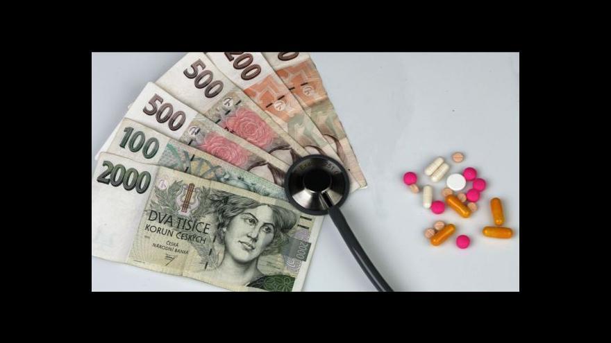 Video Kolik stojí průměrný pacient?