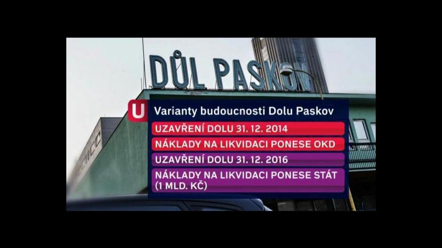 Video Události: Polští horníci do českých dolů