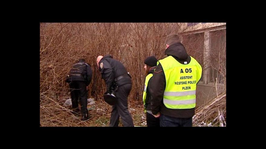 Video Plzeňští strážníci mají posily v terénu