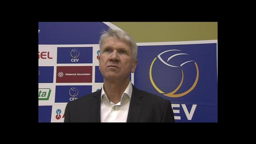 Video Rozhovor s trenérem Miroslavem Čadou