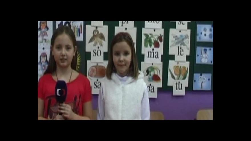 Video Reportáž Kristýny Doktorové a Kláry Zítkové