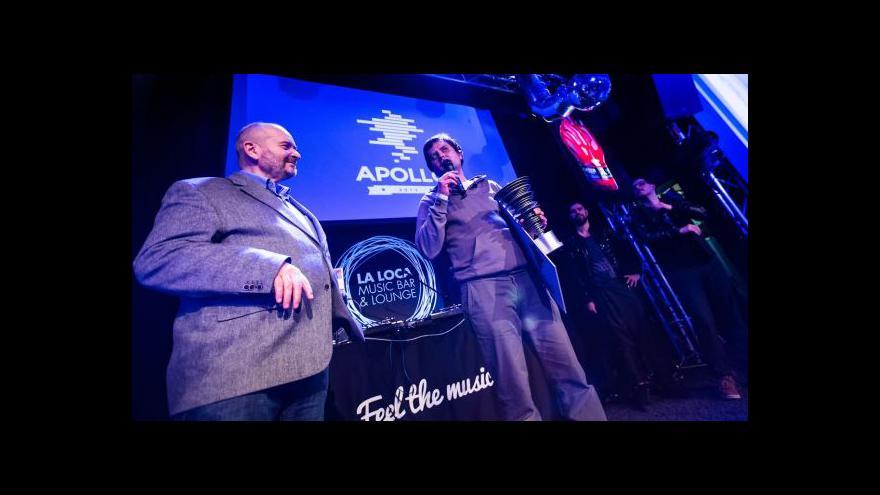 Video ZÁZNAM: Předávání cen Apollo