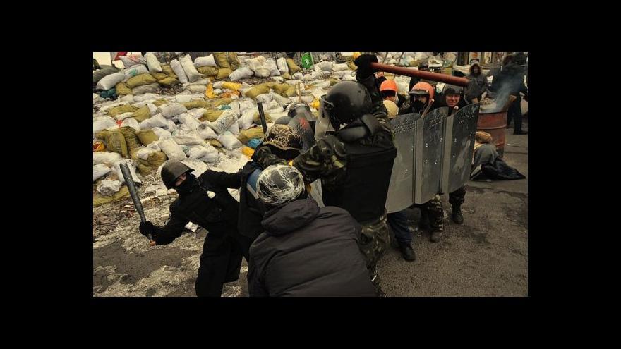 Video Marhoul: Janukovyč by měl pocítit, že částí Čechů není vítán